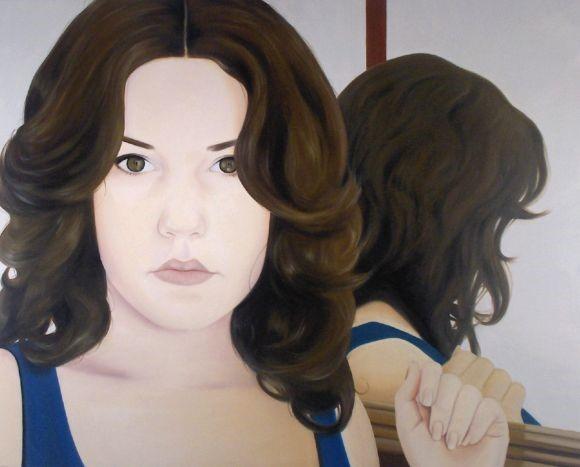 'Mirror' by artist Patricia Rorie