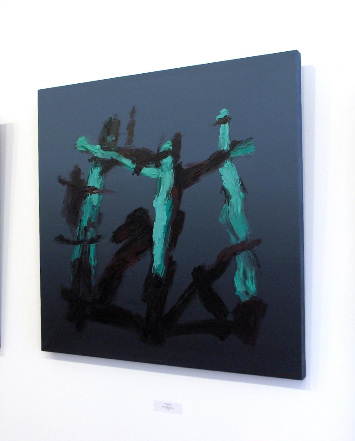 'Sea Margins' by artist Blair Thomson