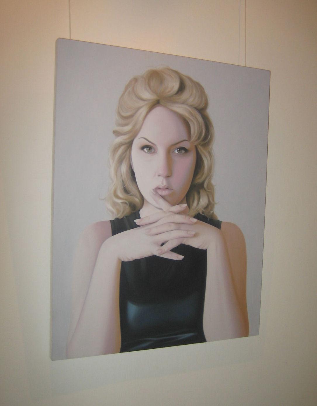 'Starlet - Shine' by artist Patricia Rorie