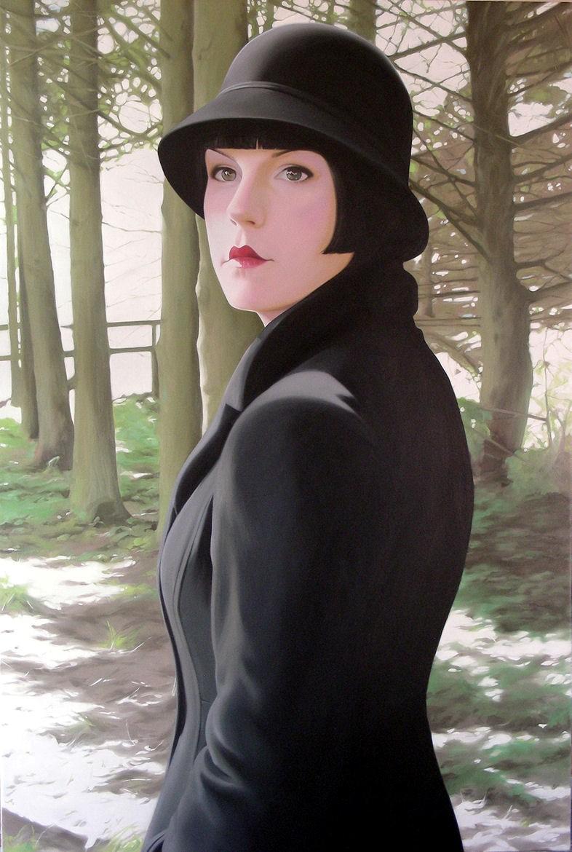 'Cloche' by artist Patricia Rorie