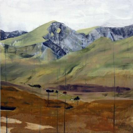 'Meanach' by artist Robin Everett
