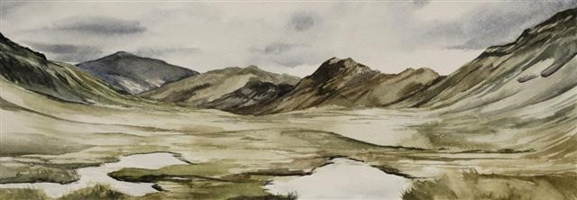 'Watershed' by artist Robin Everett