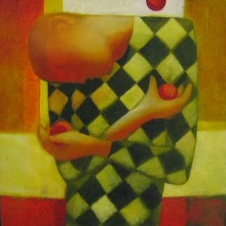 'Juggler' by artist Jonathan Hood