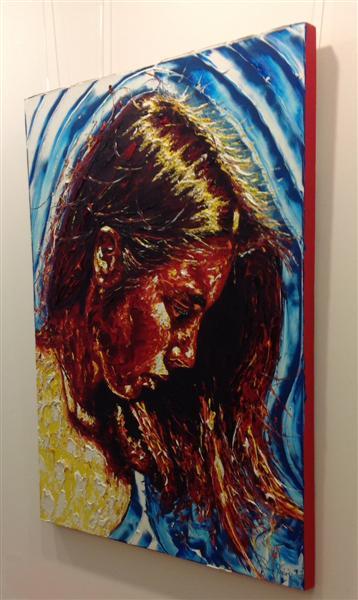 'The Princess V' by artist Graeme Sharp
