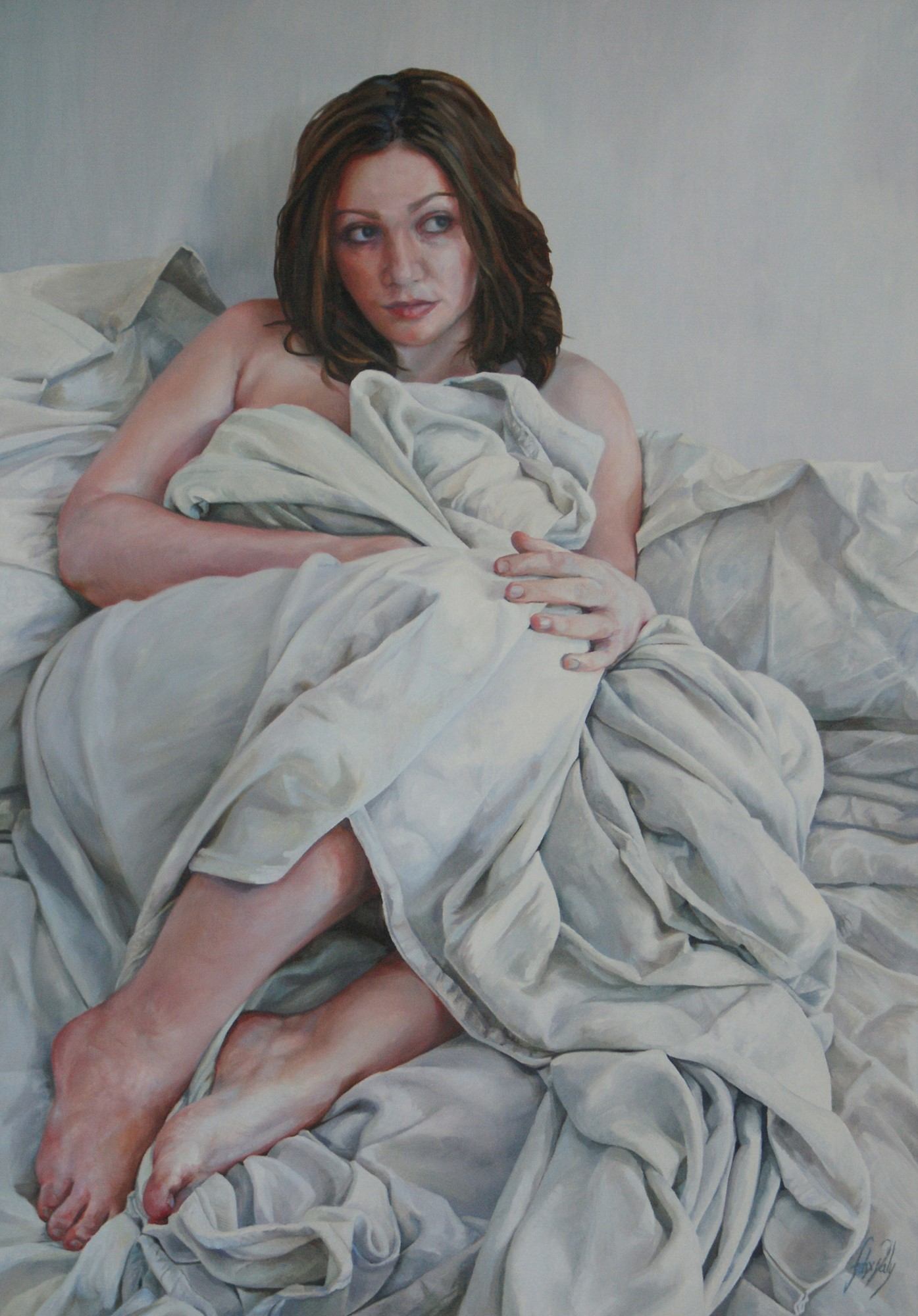 'Lindsay' by artist Felix Daly
