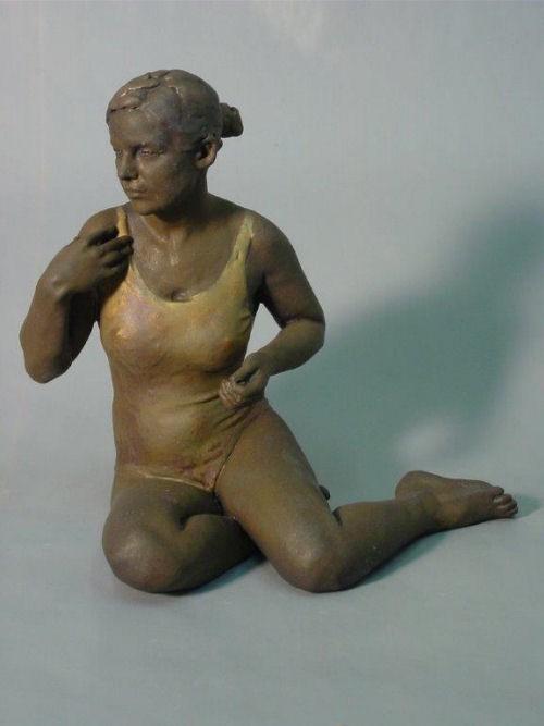 'Jemma' by artist Walter Awlson