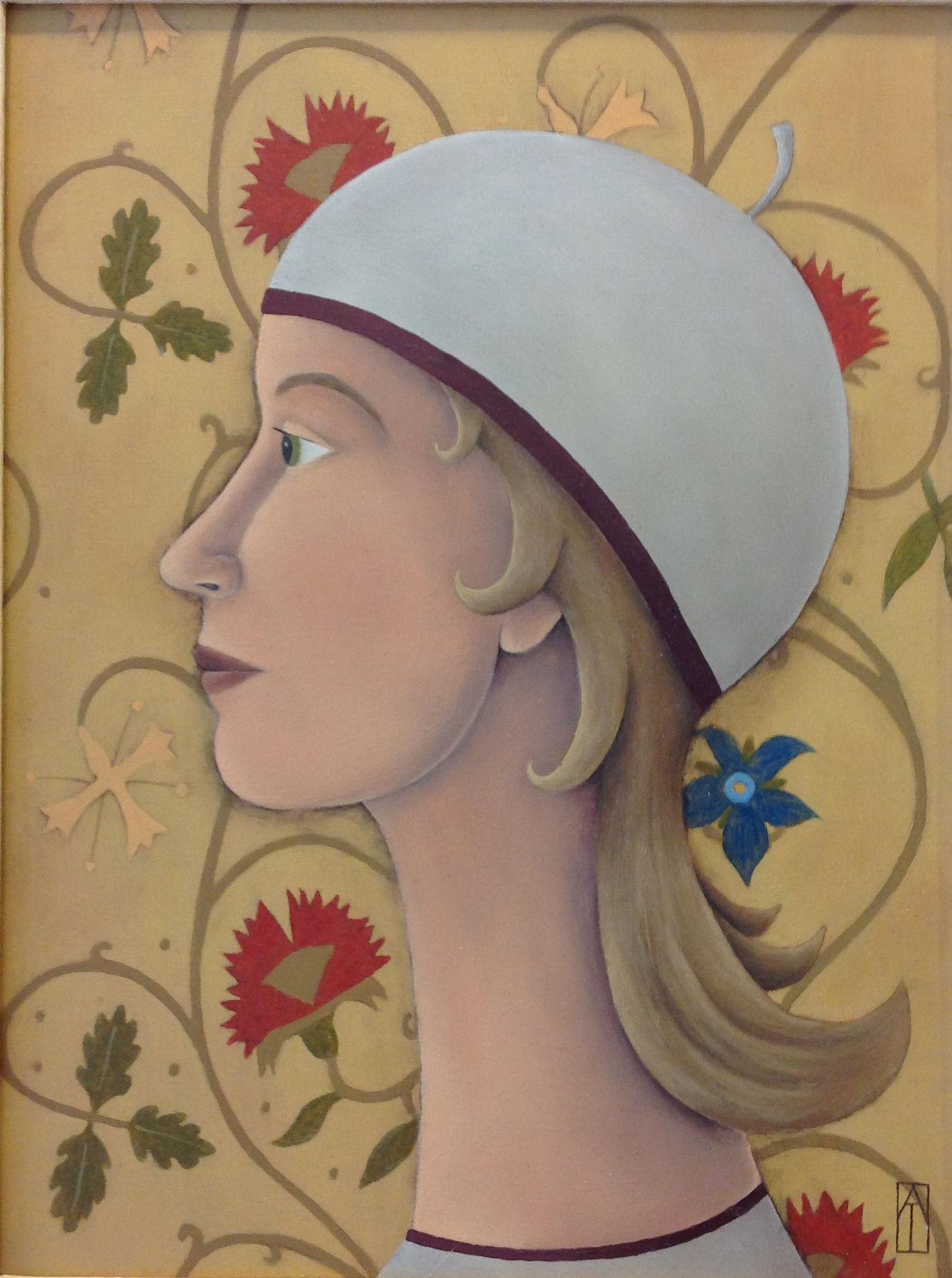 'Juliet' by artist Alison Thomas