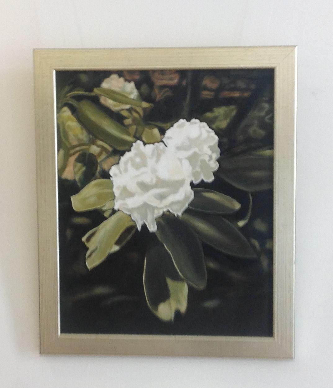 'Rhododendron III' by artist Ellisa Haldenby
