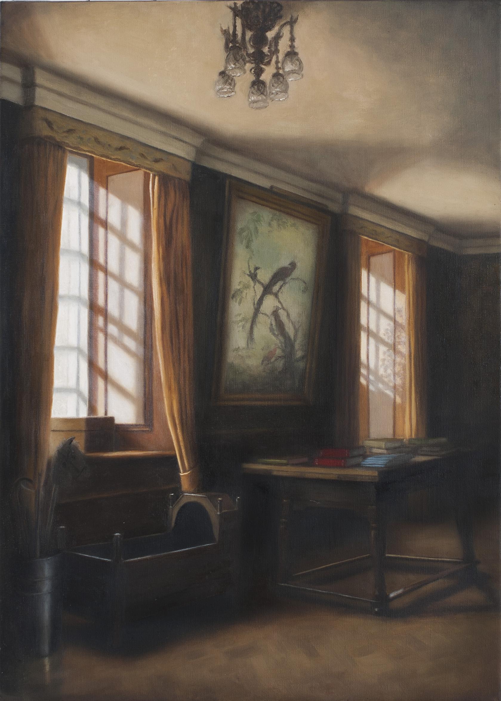 'Pelmanism' by artist Andrew McNeile Jones