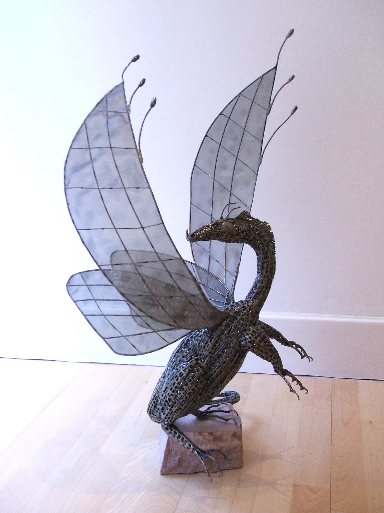 'Dragon' by artist Hamish Gilchrist
