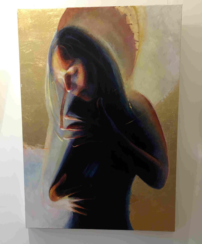 'A Living Hope' by artist Ben DaviesJenkins