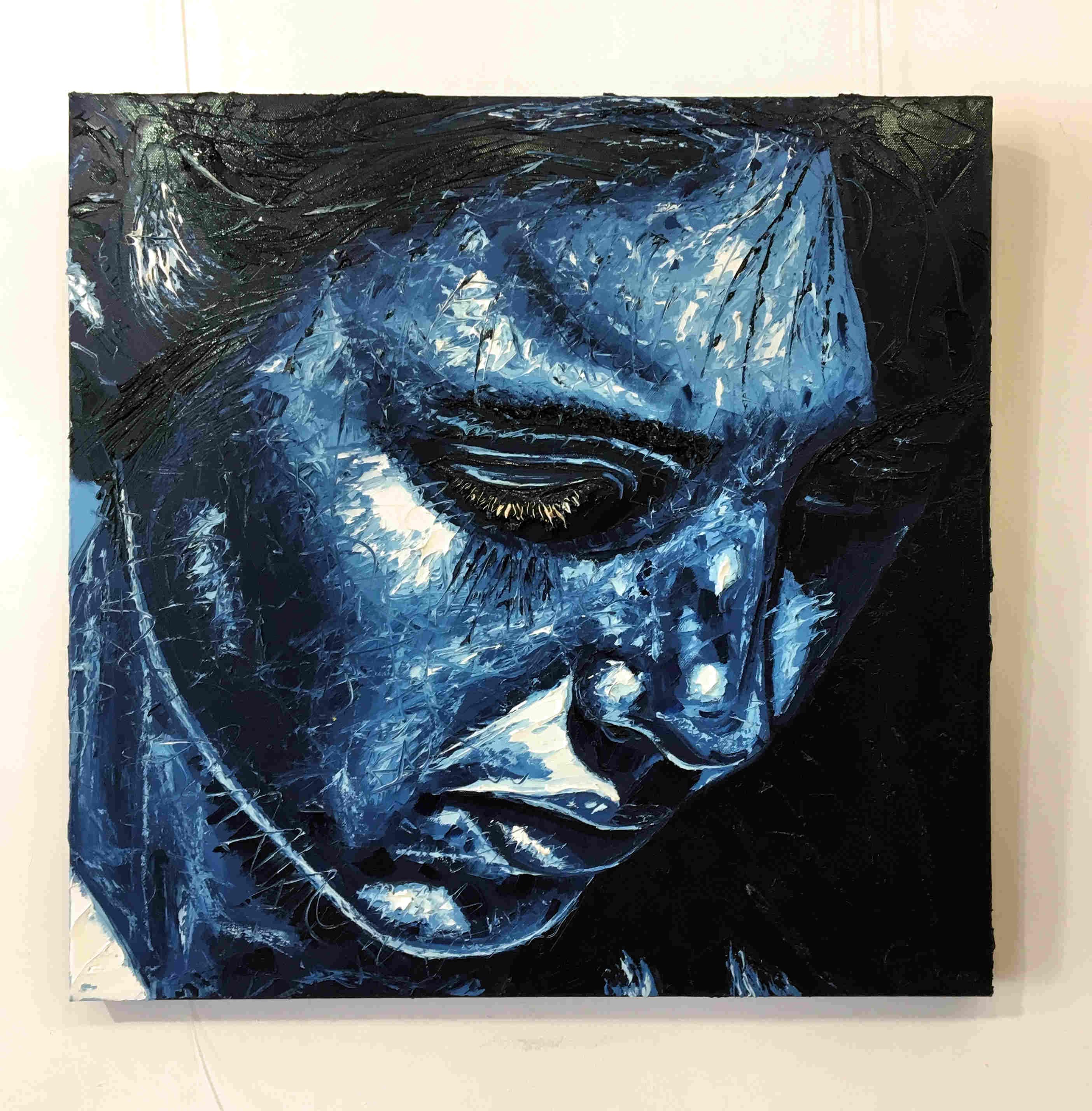 'Claire III' by artist Graeme Sharp