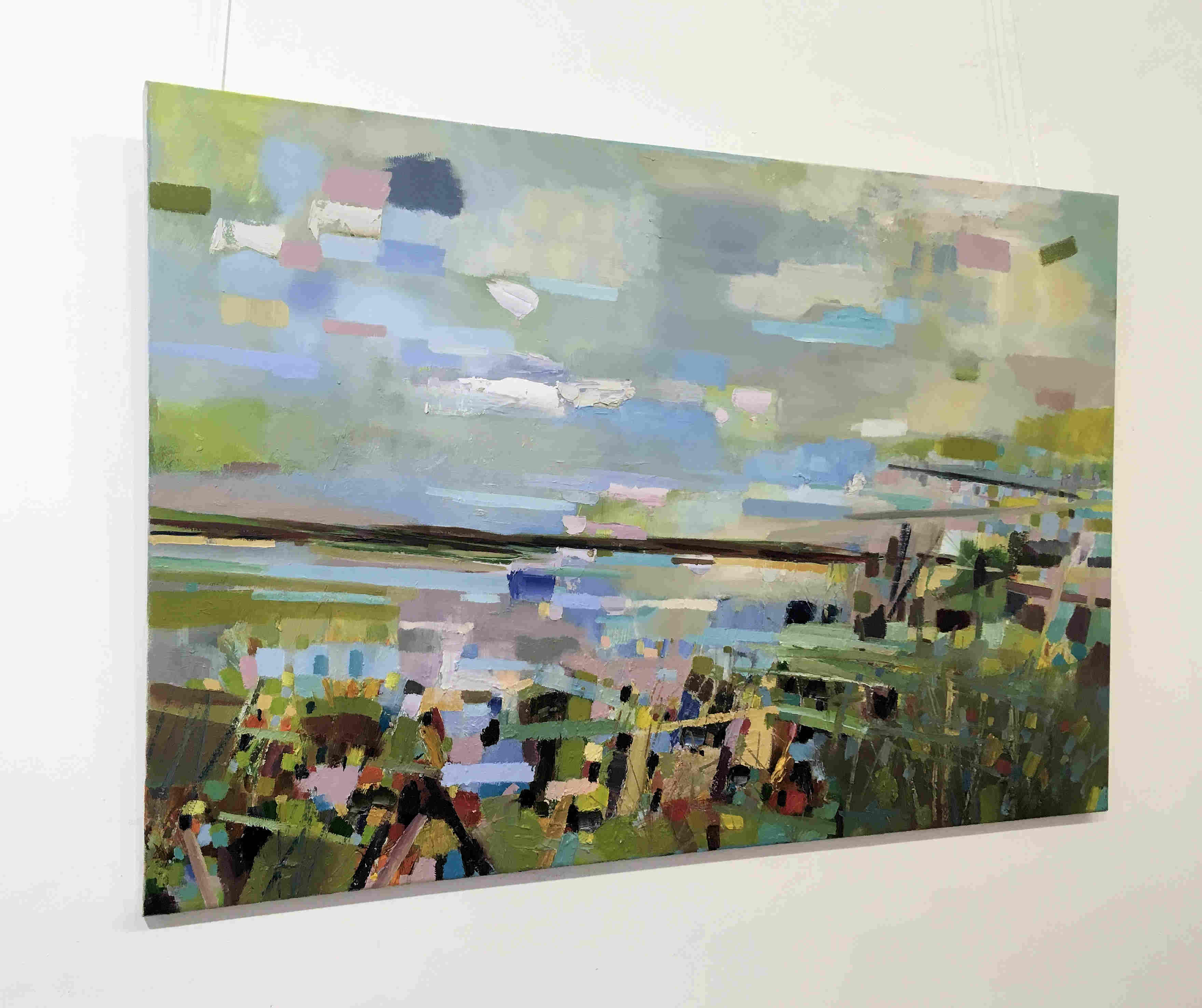 'Coast' by artist John Gerard Anusas