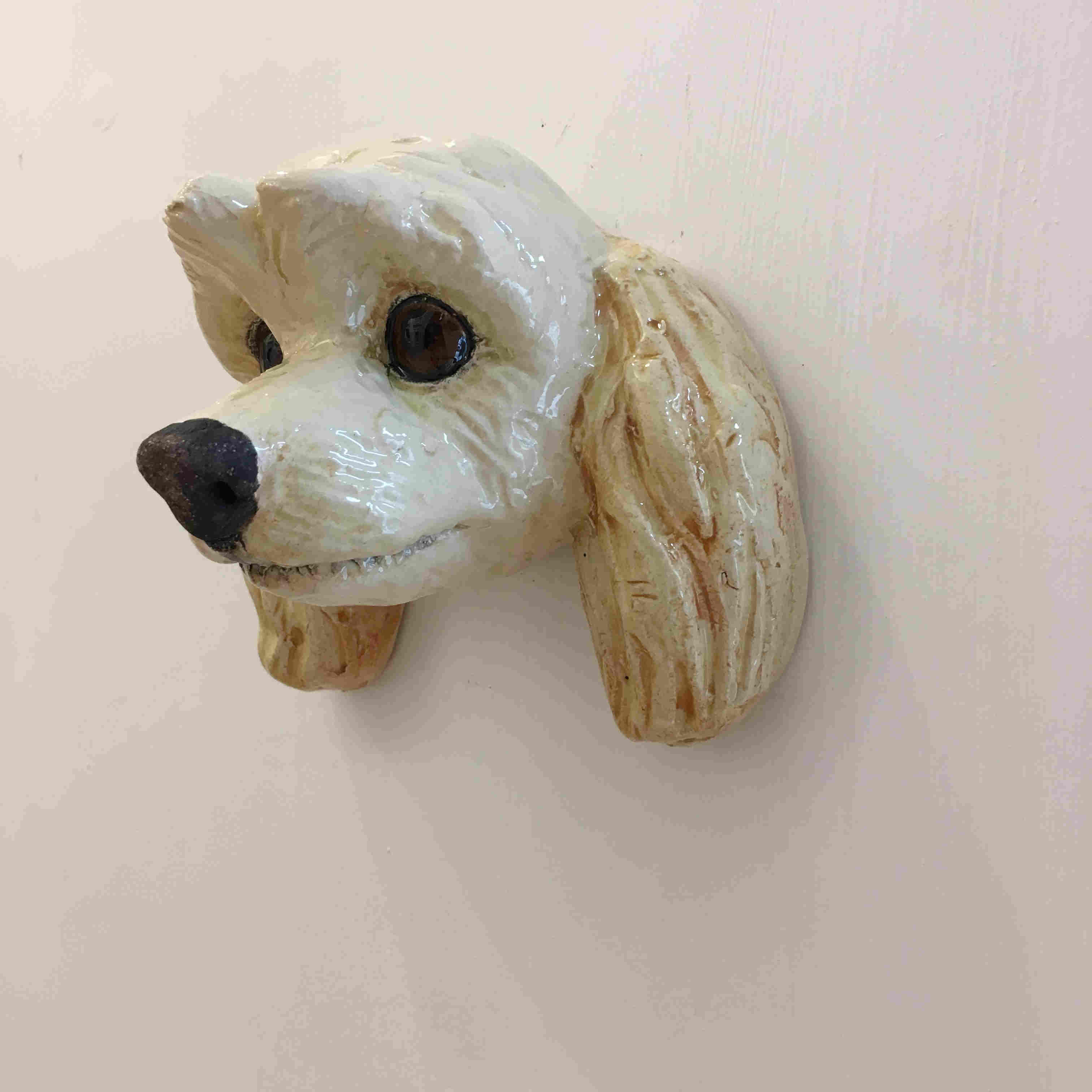 "'Miniature Poodle ""Hugo""' by artist Alex Johannsen"
