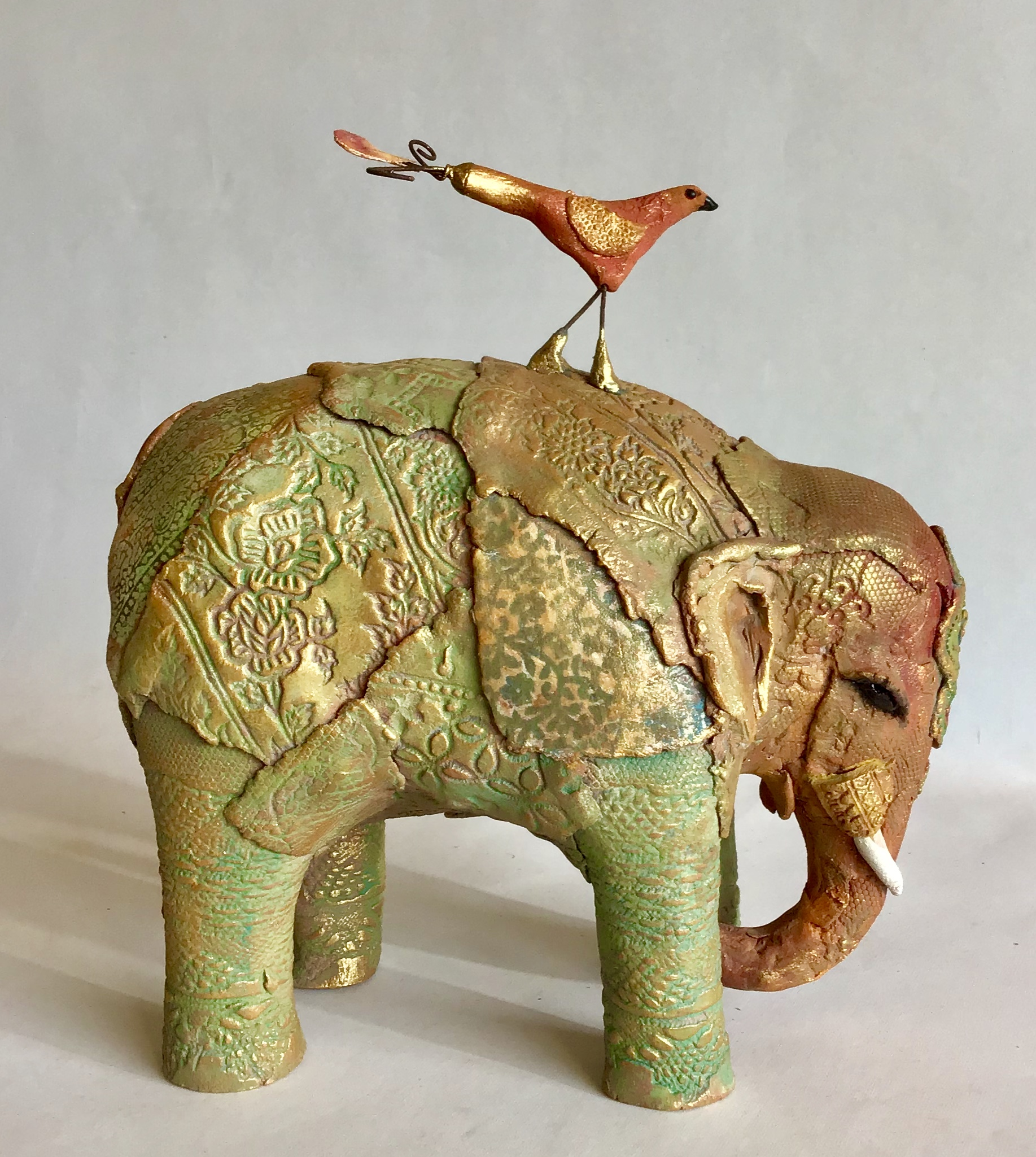 'Anil' by artist Pratima Kramer