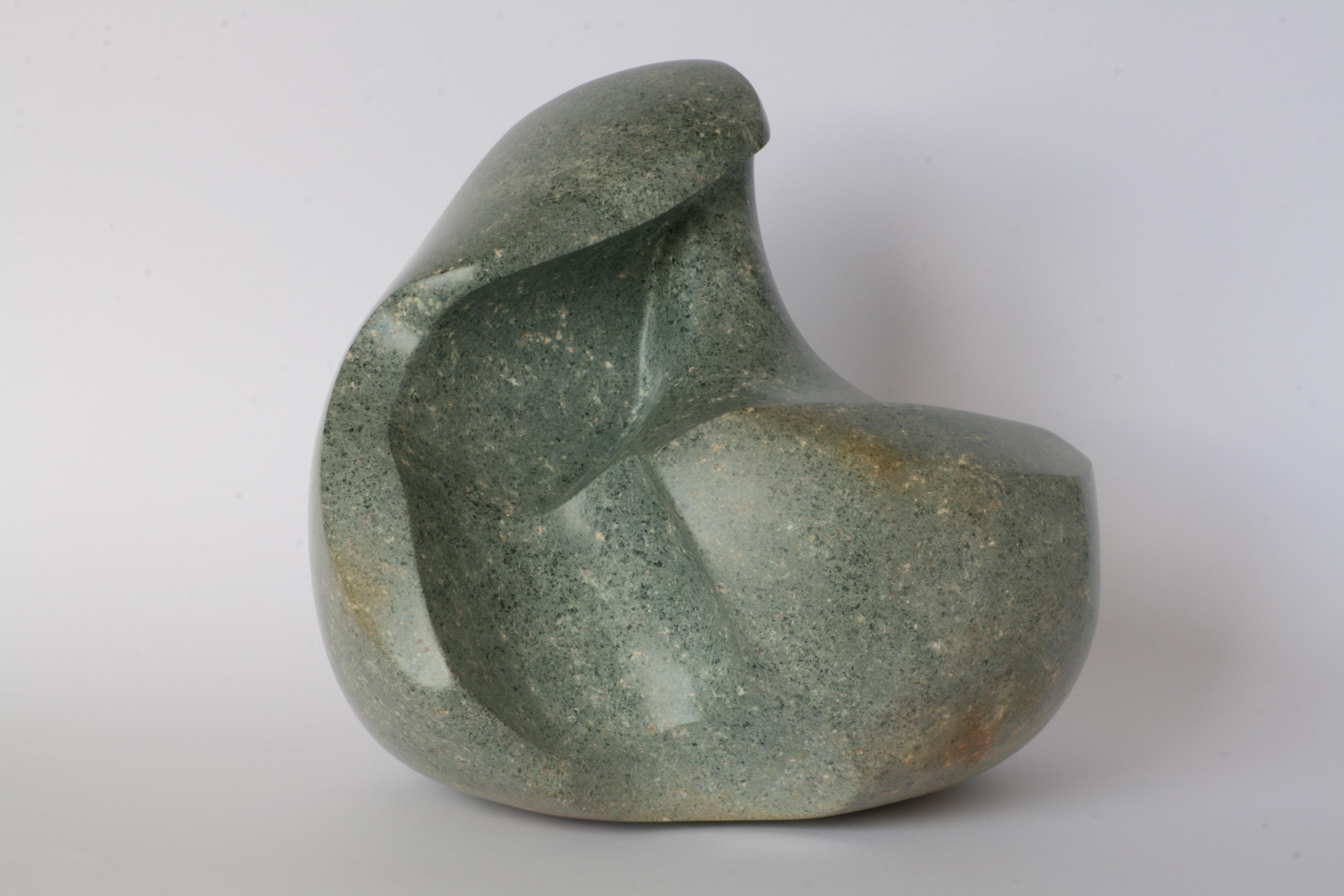 """'""""I Hear the Healing Waves"""" - Zimbabwaen Opal' by artist Ann Coomber"""