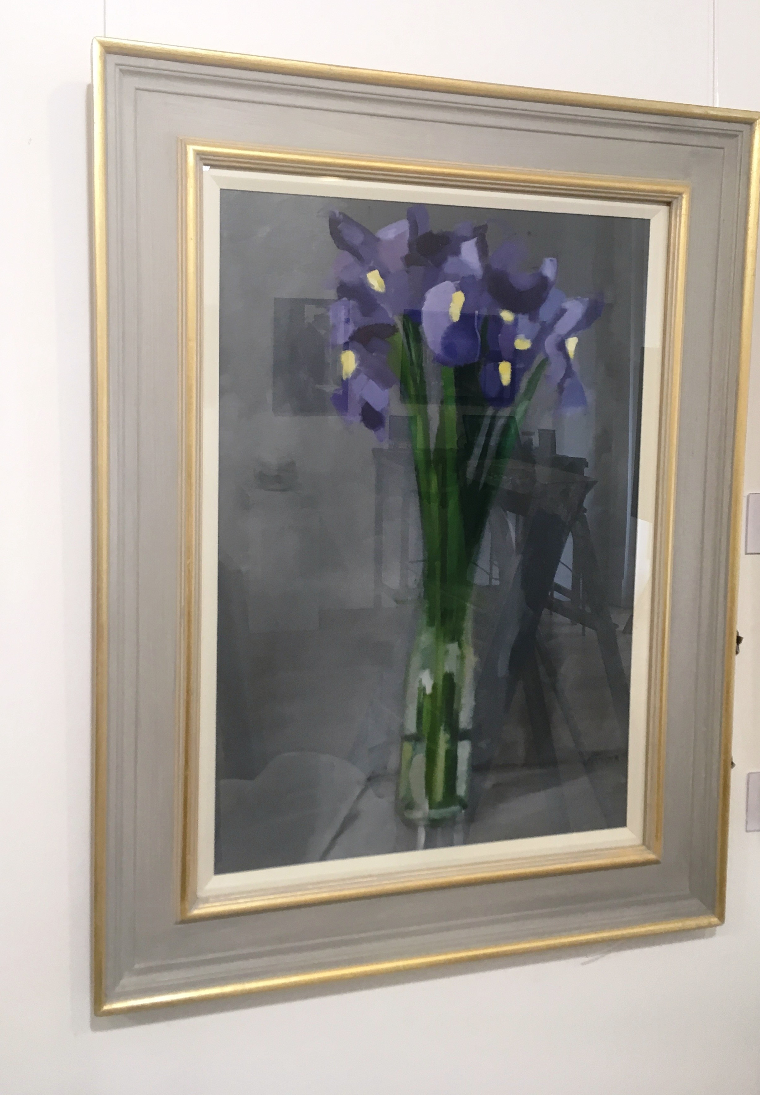 'Finest Blues' by artist Pauline Patrick