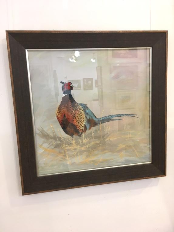 'Pheasant' by artist Laura MacArthur