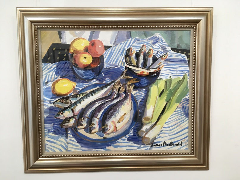 'Sea Harvest' by artist James MacDonald