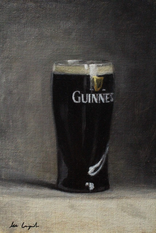 'Guinness' by artist Lee Craigmile