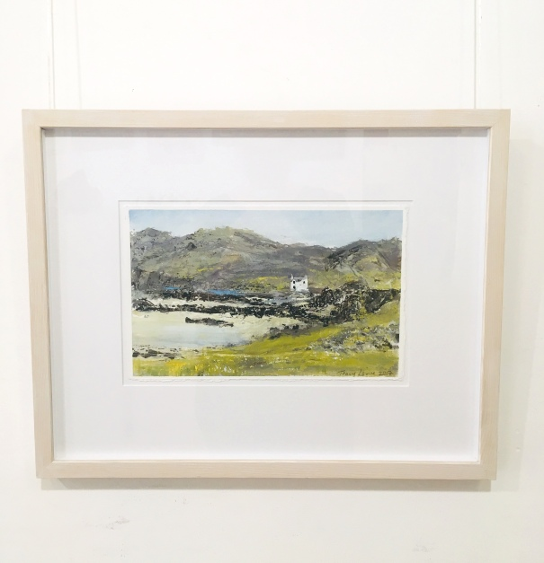 'Ardnamurchan Bay I' by artist Tracy Levine