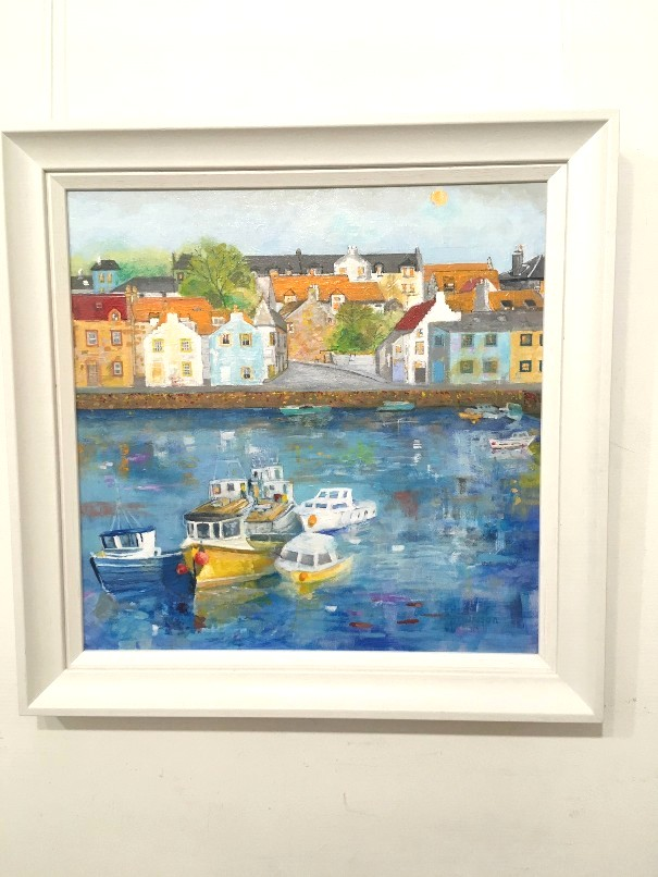 'Anstruther' by artist Michael Murison