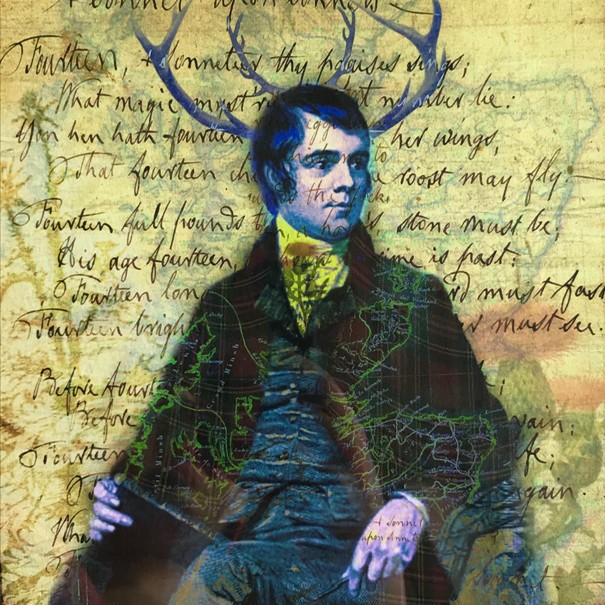 'Soul of a Poet' by artist Ashley Cook