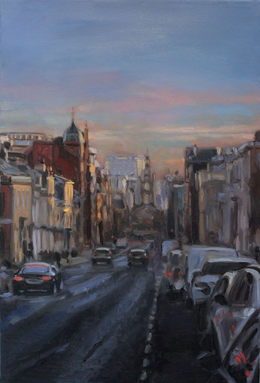 'West George Street, Glasgow ' by artist Thomas Cameron