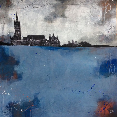 'Glasgow University #1' by artist Claire Kennedy