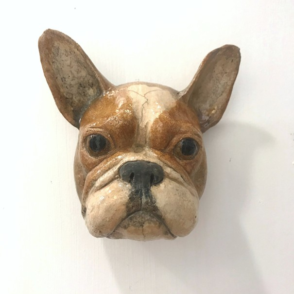 'French Bulldog' by artist Alex Johannsen