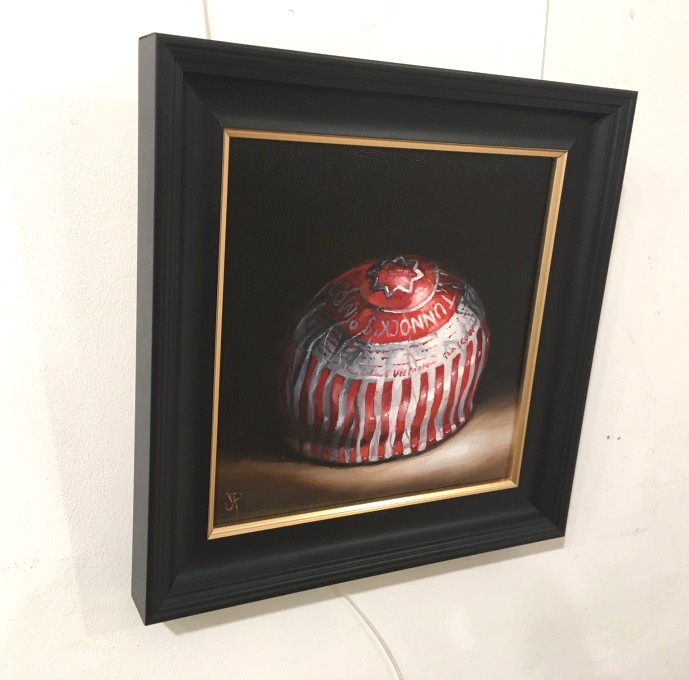 'Tunnock's Tea Cake' by artist Jane Palmer