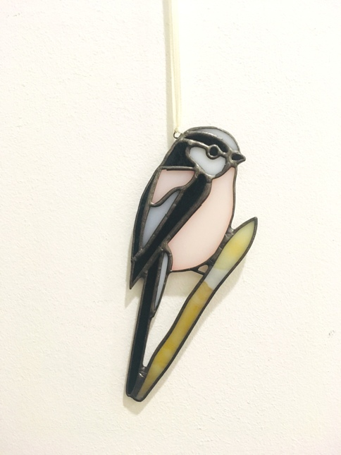 'Long-Tailed Tit' by artist Eddy Crick