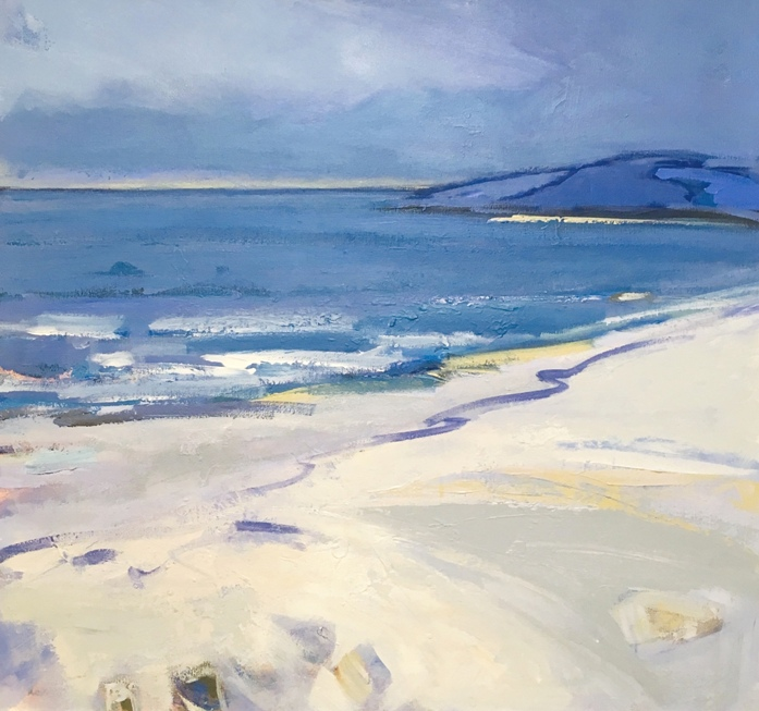 'Sea Breeze' by artist Alison  Dickson