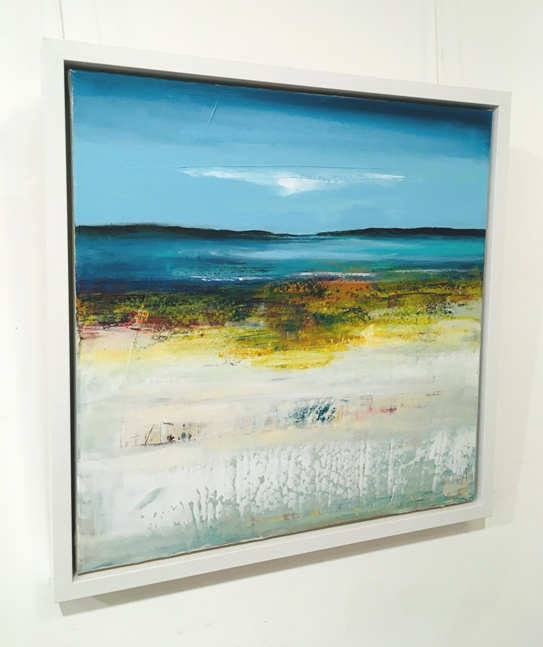 'Sanna Beach' by artist Anne Butler