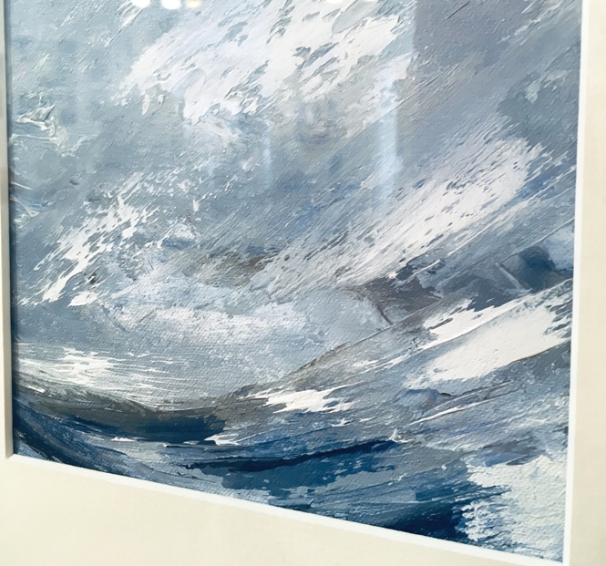 'Storms Swell' by artist Bonita  Ellmore