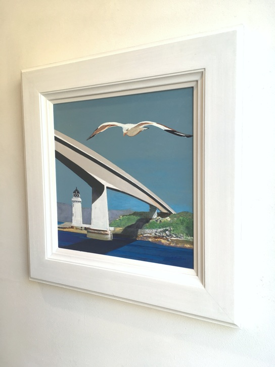 'Over the Sea to Skye' by artist Michael Murison