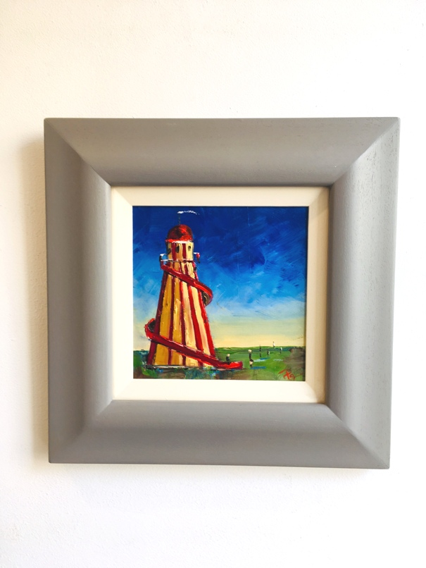 'Helter-Skelter I' by artist Paul Graham