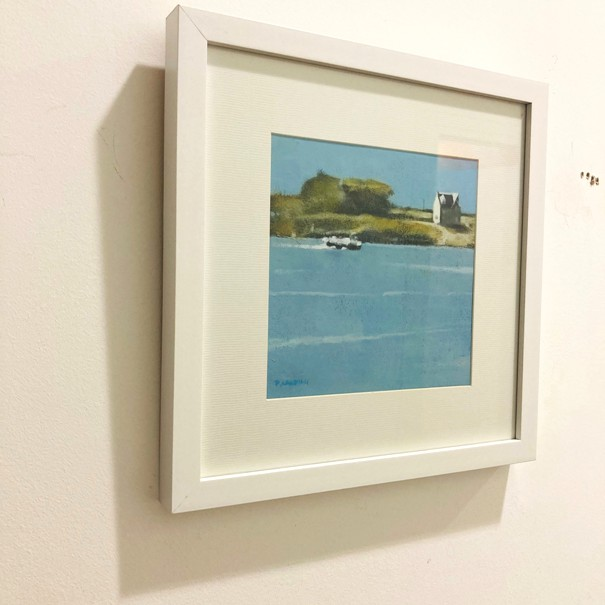 'Oban View' by artist Peter Nardini
