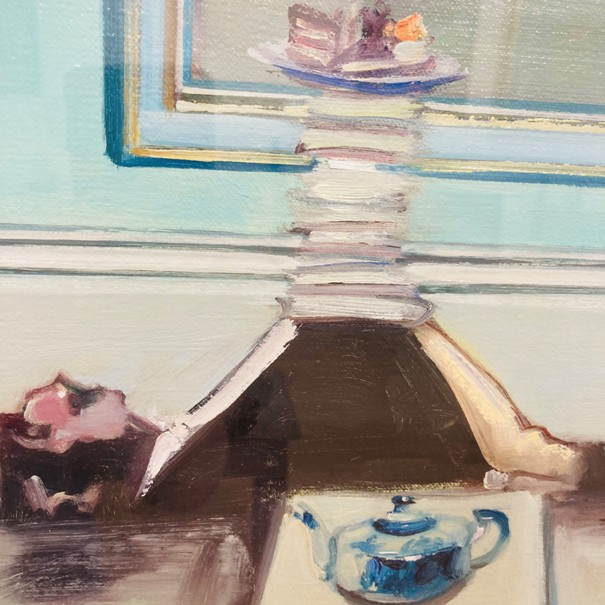 'Afternoon Tea' by artist Joe Hargan