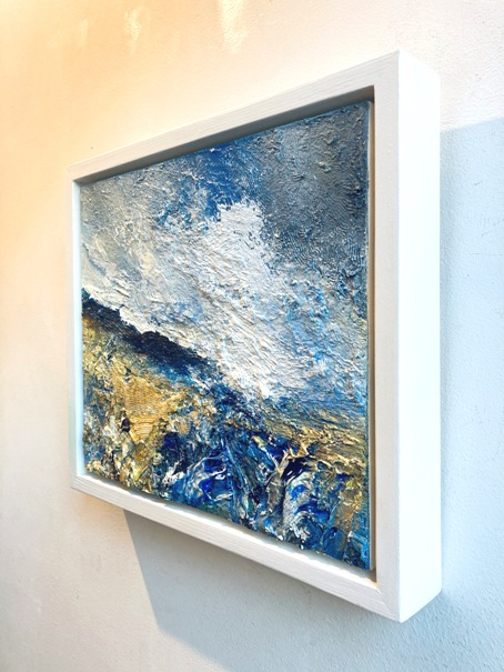 'High Tide, Sand Dunes, Reflected Sky' by artist Matthew Bourne