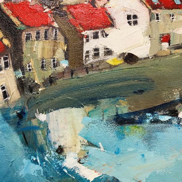 'Pittenweem' by artist Rob Shaw