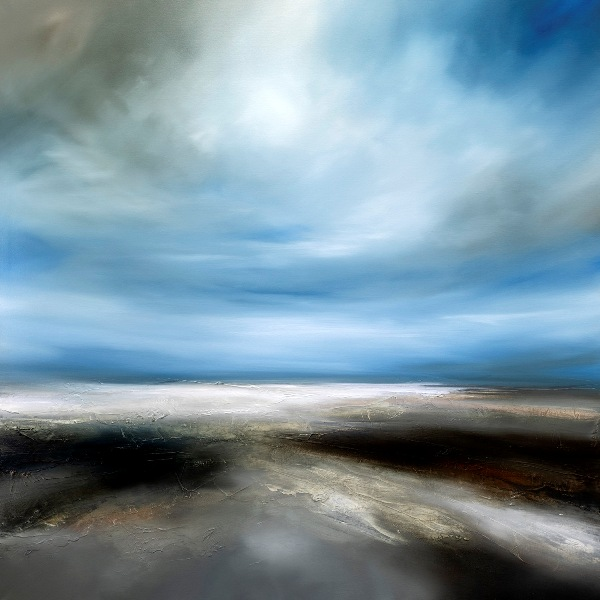 'Before the Distant Shores' by artist Paul Bennett