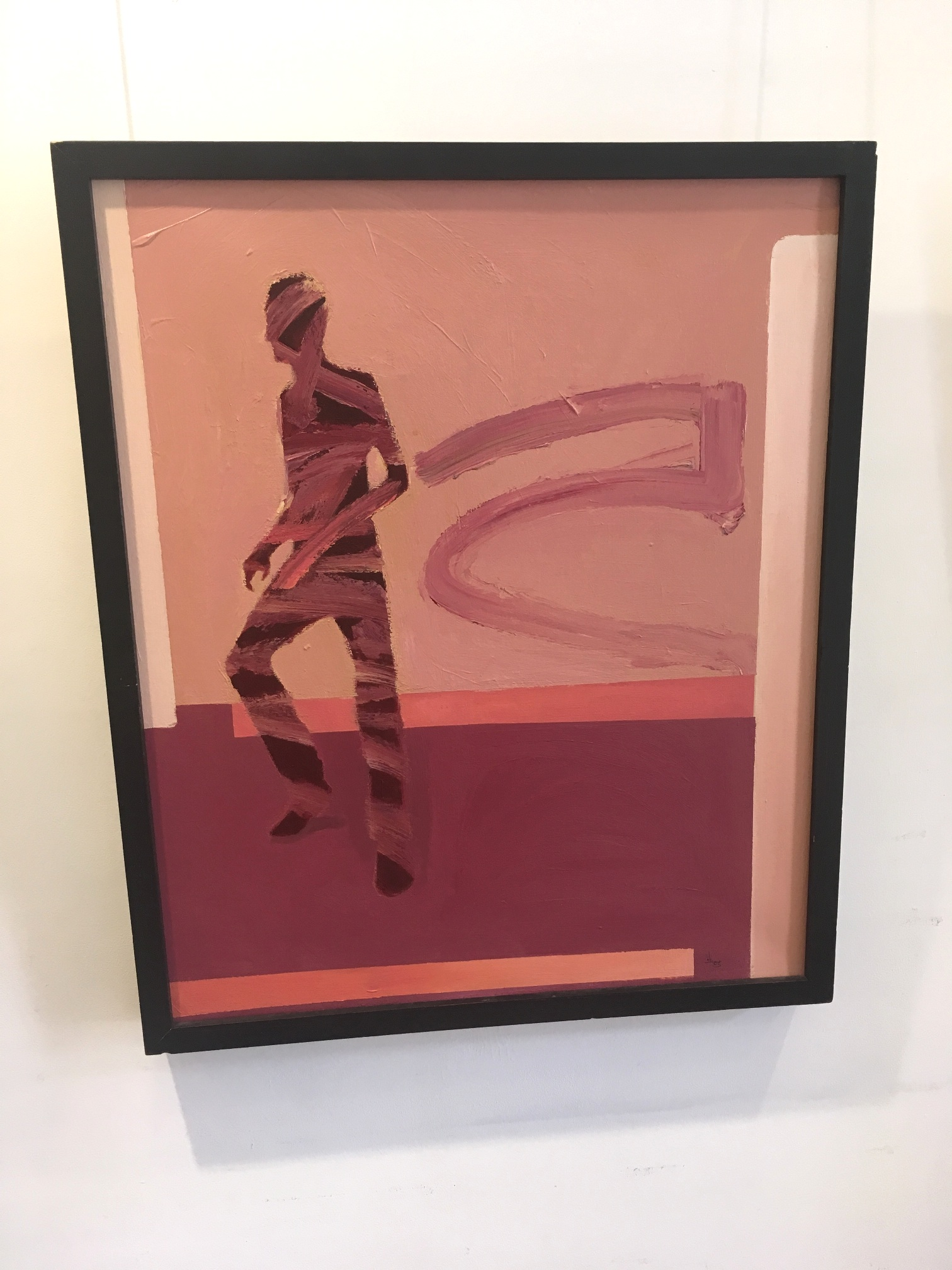 'Travelling at the Speed of Light I' by artist Brian Hartley