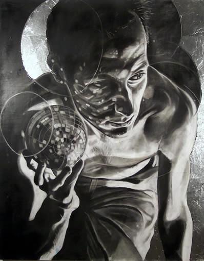'Precious' by artist Ben DaviesJenkins