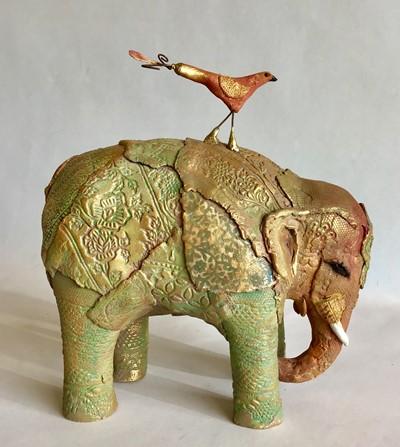 original artworks by artist Kramer, Pratima
